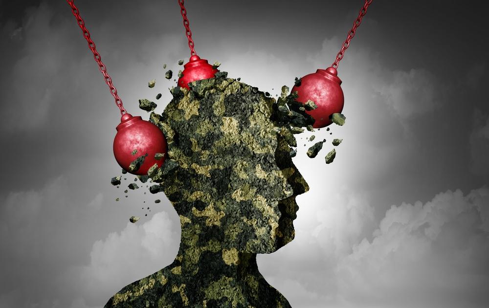 Ketamine treatment for veterans with PTSD